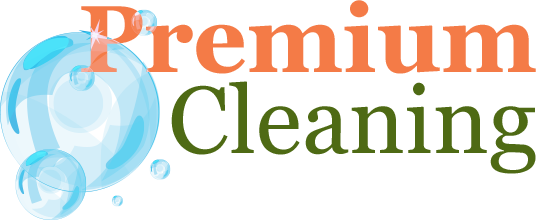 Premium Cleaning Services Logo