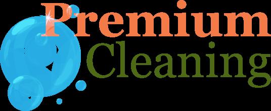 Premium Cleaning Services Logo